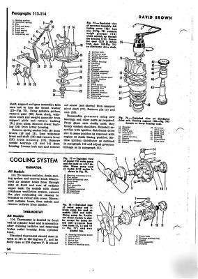 David brown 990 service manual array case david brown 780 880 990 1200 workshop manual rh tristatemachinerydismantlers fandeluxe Image collections