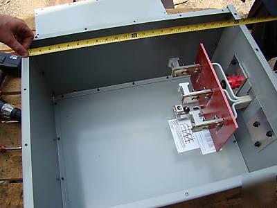 New Siemens Sentron 225 Amp Bus Duct Bar Busway Tap Box