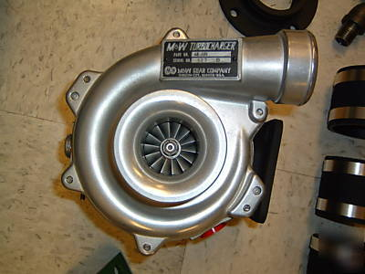 M Amp W Turbocharger Turbo Kit John Deere 3010 3020