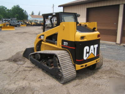 cat skid steer parts manual