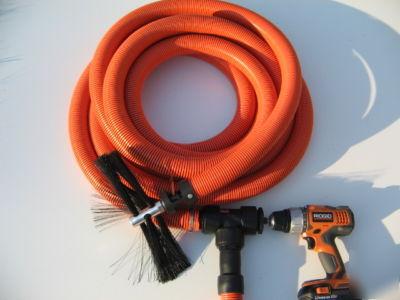 Motobrush Air Duct Cleaning Tool