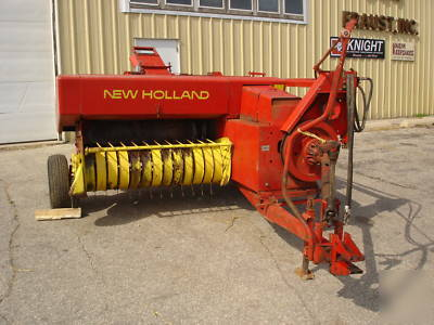 new holland 276 square baler w  70 thrower New Holland 276 Baler new holland 275 baler manual pdf