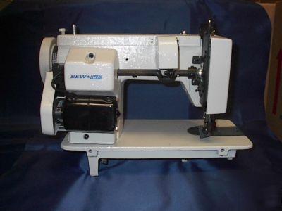 New Sewline Walking Foot Industrial Sewing Machine New Sewline Walking Foot Sewing Machine