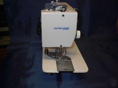 New Sewline Walking Foot Industrial Sewing Machine Enchanting Sewline Walking Foot Sewing Machine
