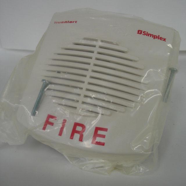 Simplex Truealert Fire Alarm Speaker 4902 9717 Safety