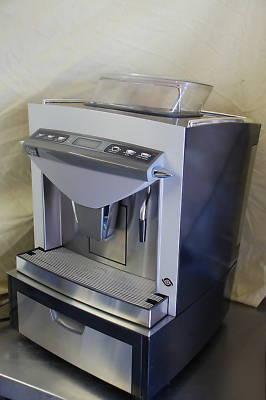 automatic bean to cup coffee machine thermoplan tiger. Black Bedroom Furniture Sets. Home Design Ideas