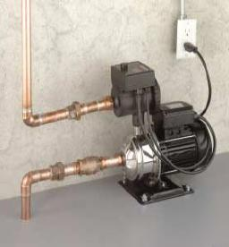 Simer Automatic Home Water Presure Booster Pump System