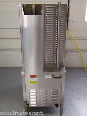 Groen Hy 6g Hypersteam Convection Gas Steamer Hy6g