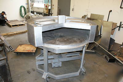 New Custom Made Round Pita Bread Oven Must See