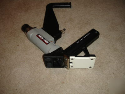Porter Cable Fcn200 Floor Nailer No