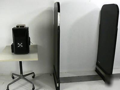 Sensormatic retail security system pedestal anti-theft